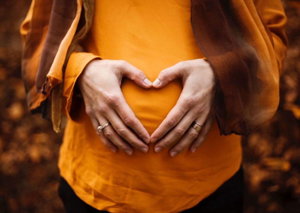 אימון גופני בזמן הריון