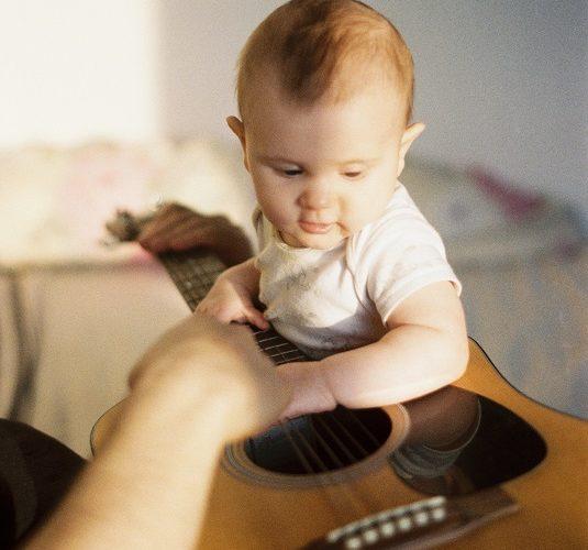 שיער בקרב תינוקות